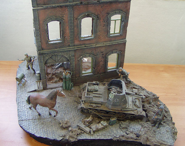 Dioramas and Vignettes: Fatal Suddenness