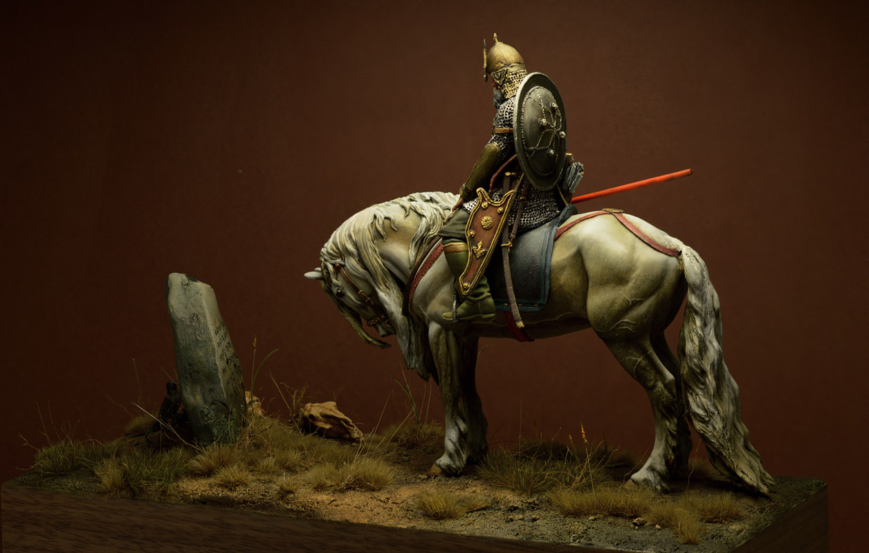 Dioramas and Vignettes: Knight at the crossroads, photo #6