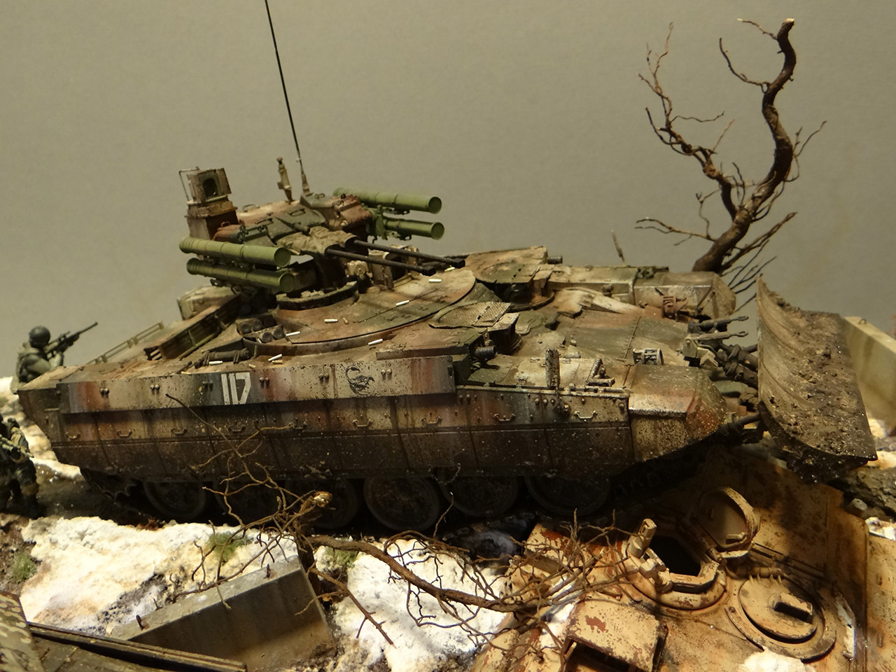 Dioramas and Vignettes: Russian spring, photo #10