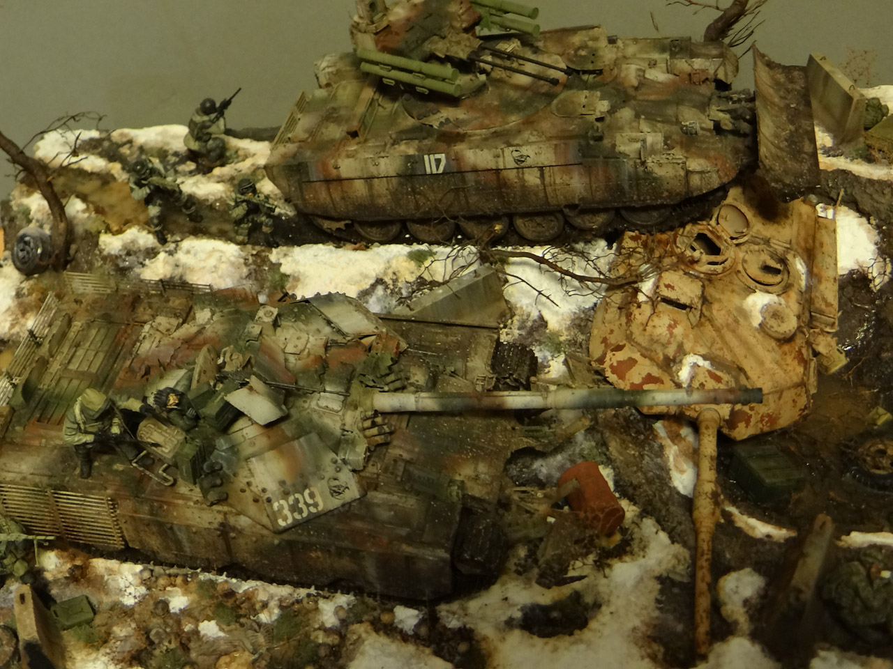 Dioramas and Vignettes: Russian spring, photo #11
