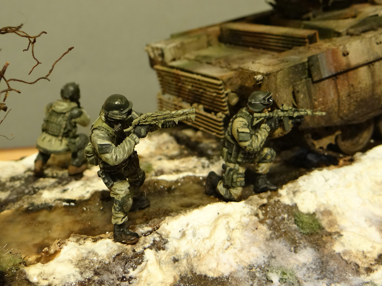 Dioramas and Vignettes: Russian spring, photo #13
