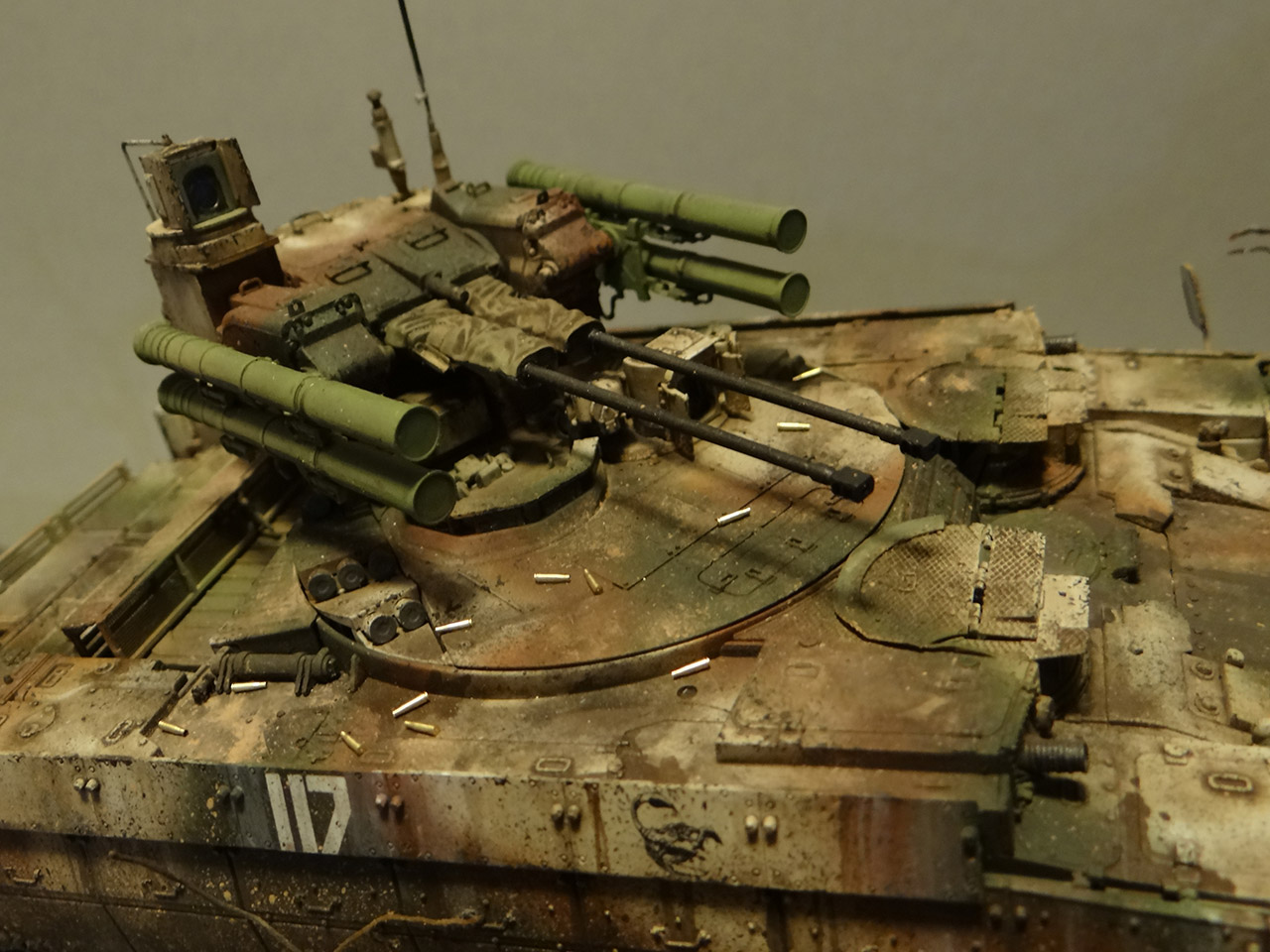 Dioramas and Vignettes: Russian spring, photo #15