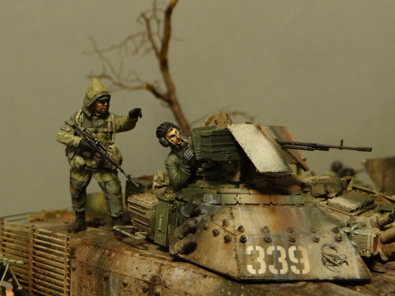 Dioramas and Vignettes: Russian spring, photo #18