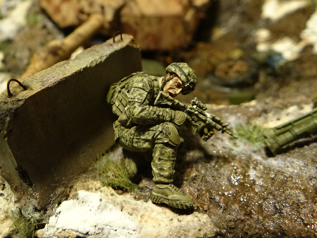 Dioramas and Vignettes: Russian spring, photo #19