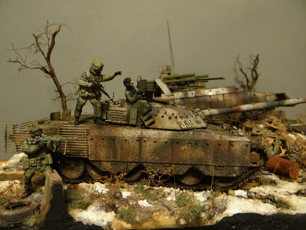 Dioramas and Vignettes: Russian spring, photo #2
