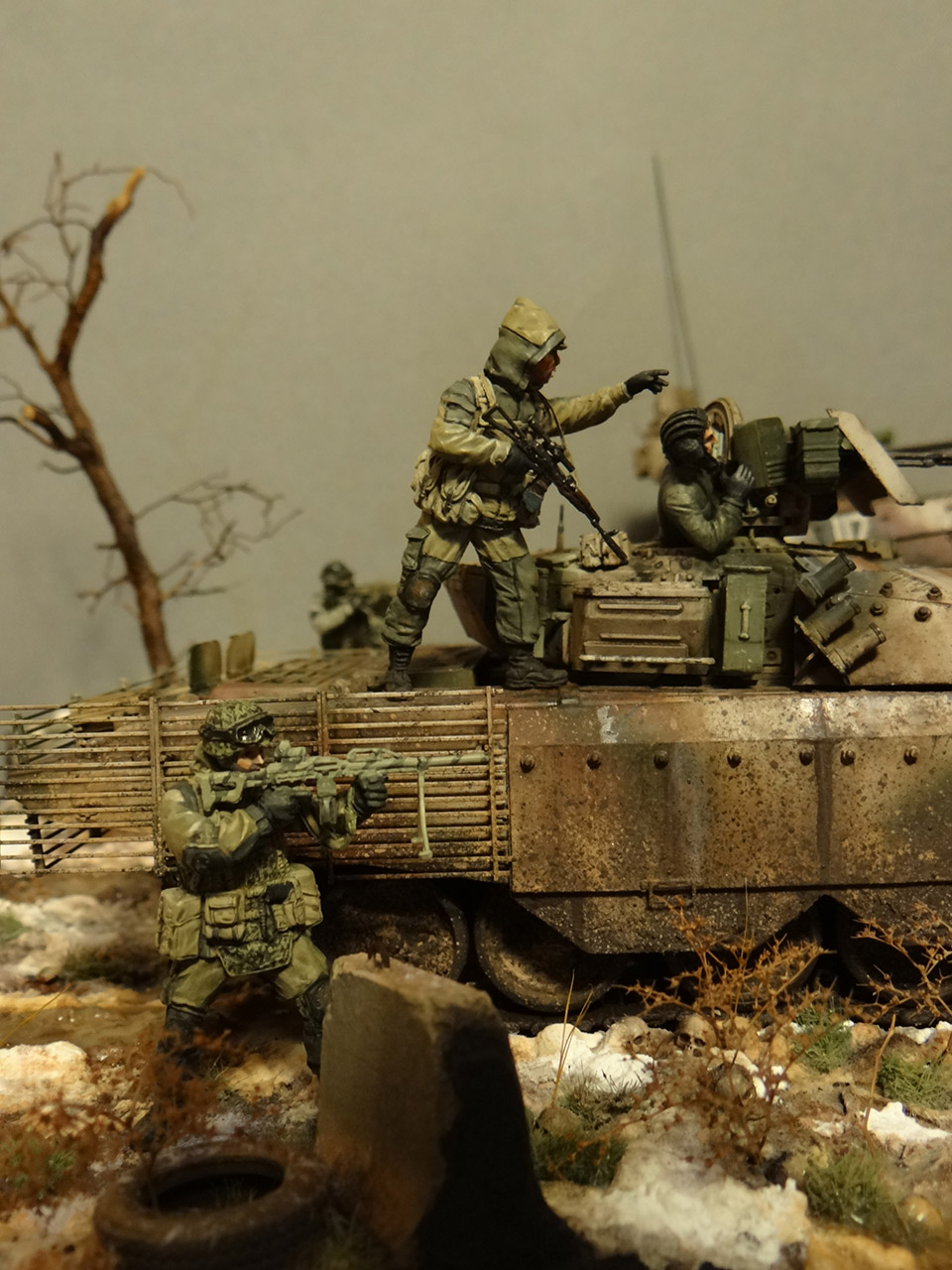 Dioramas and Vignettes: Russian spring, photo #3