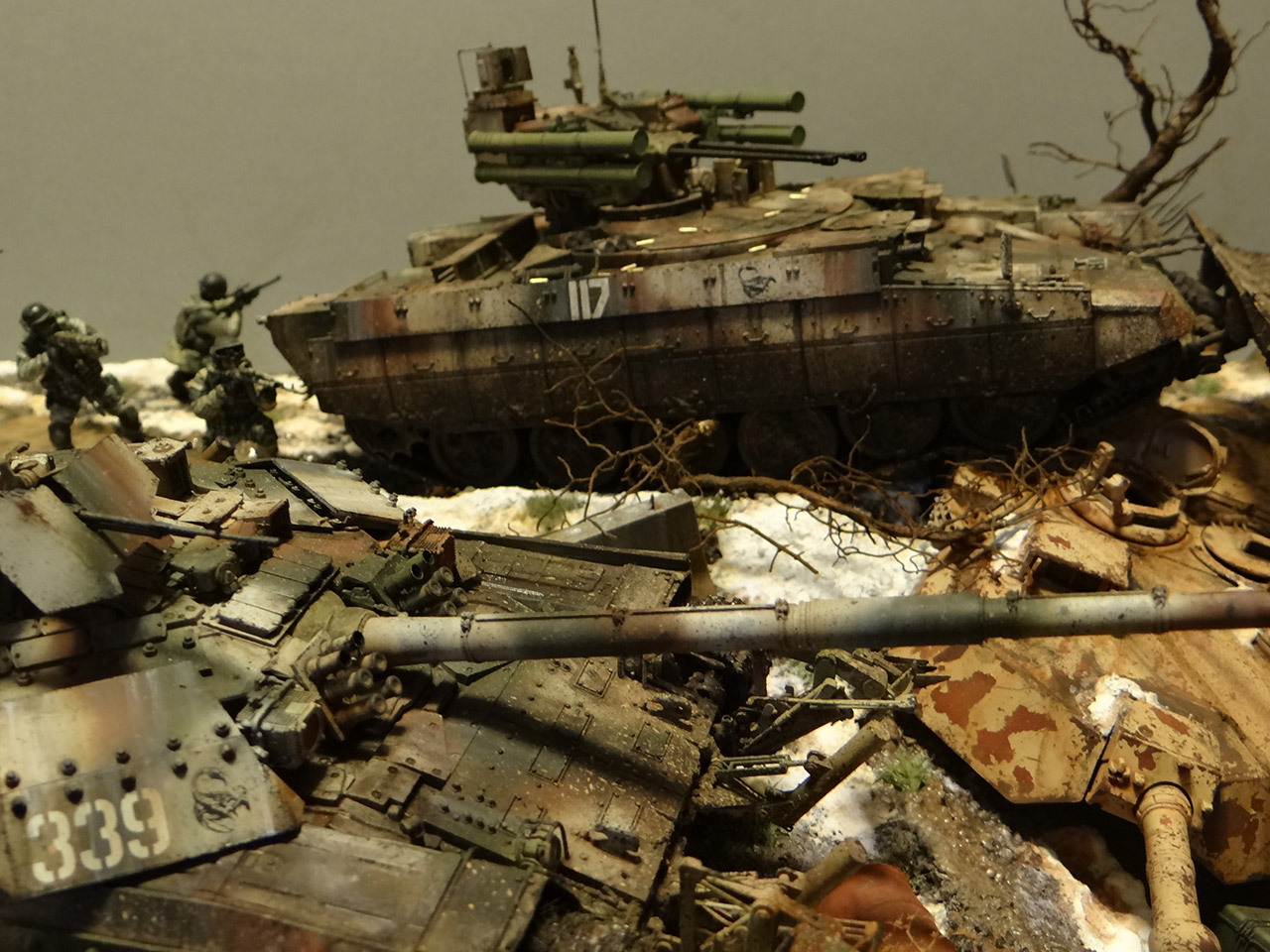 Dioramas and Vignettes: Russian spring, photo #4