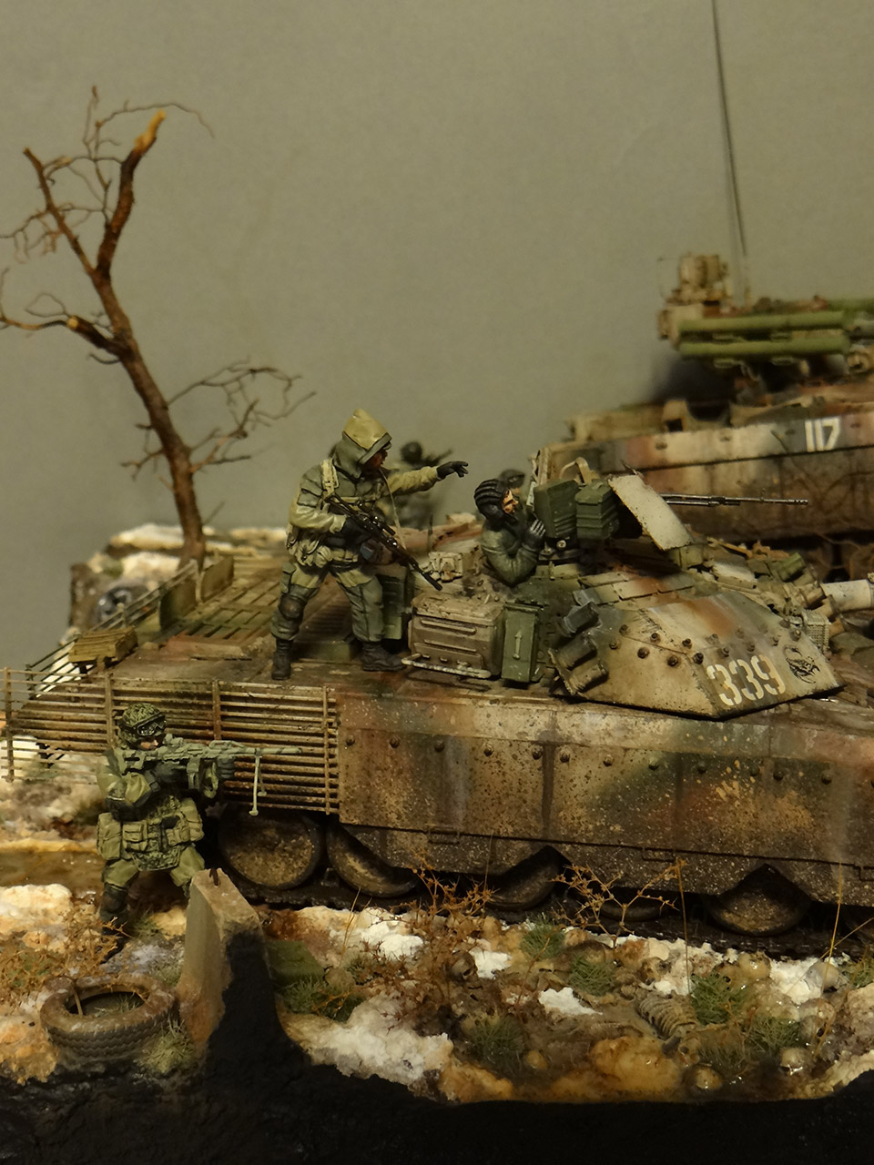 Dioramas and Vignettes: Russian spring, photo #5