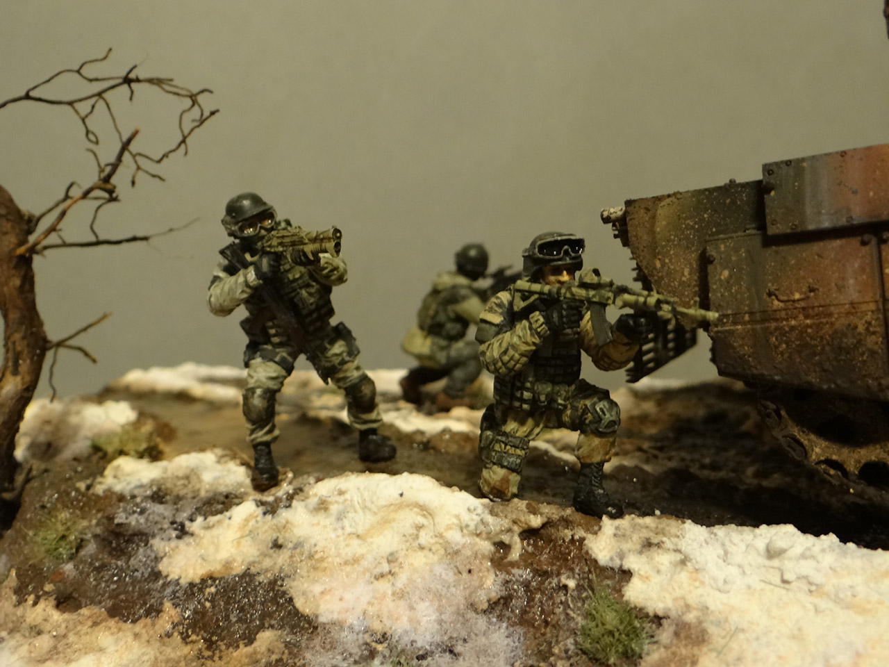 Dioramas and Vignettes: Russian spring, photo #9
