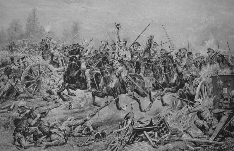 Figures: Charge of the Lancers, photo #10