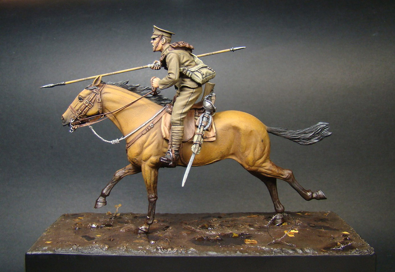 Figures: Charge of the Lancers, photo #2