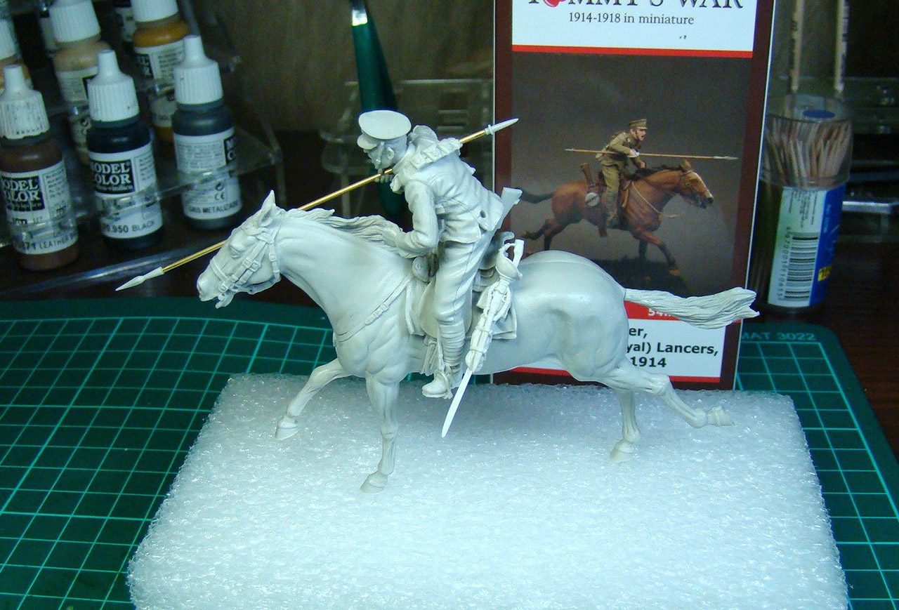 Figures: Charge of the Lancers, photo #8