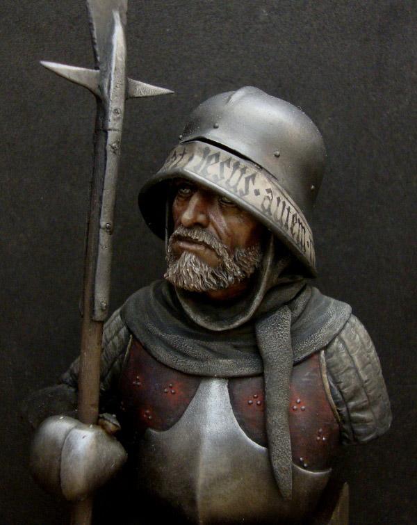 Figures: The Knecht, photo #2