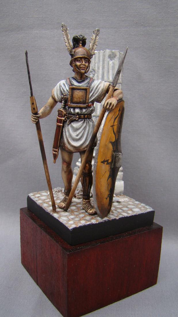 Figures: Roman legionary, Republican era, photo #1