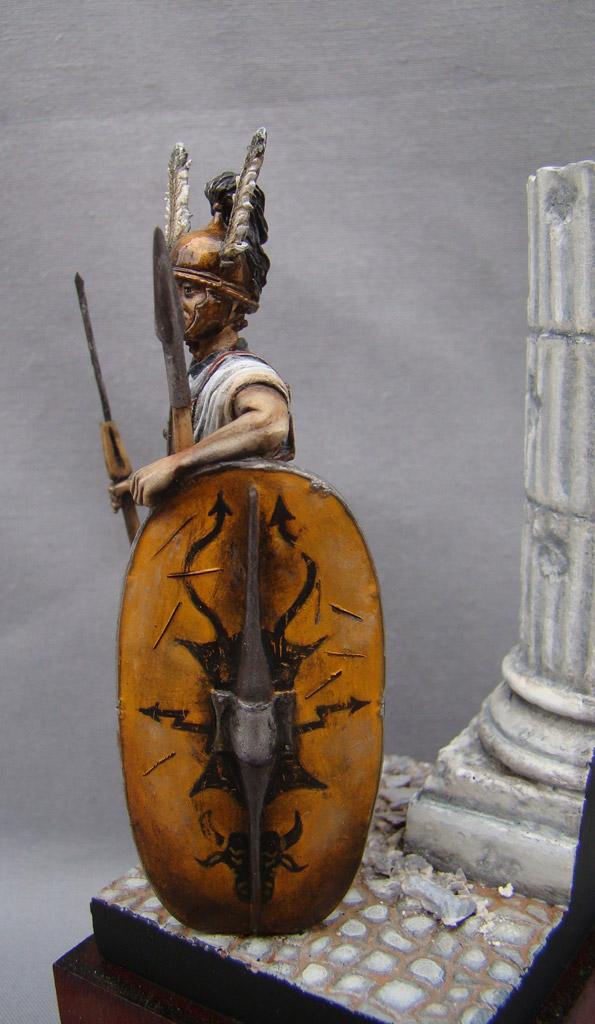 Figures: Roman legionary, Republican era, photo #3