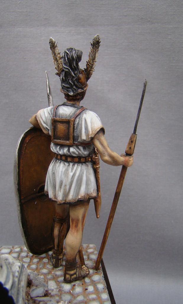 Figures: Roman legionary, Republican era, photo #5