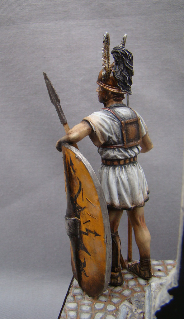Figures: Roman legionary, Republican era, photo #6