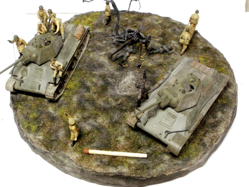 Dioramas and Vignettes: Victory at any cost, photo #11