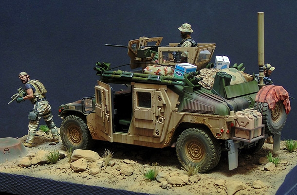 Dioramas and Vignettes: Unsubdued Afghanistan