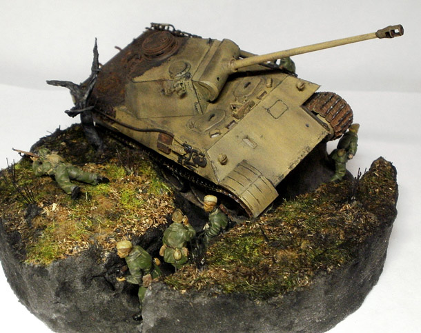 Dioramas and Vignettes: Kursk Panther