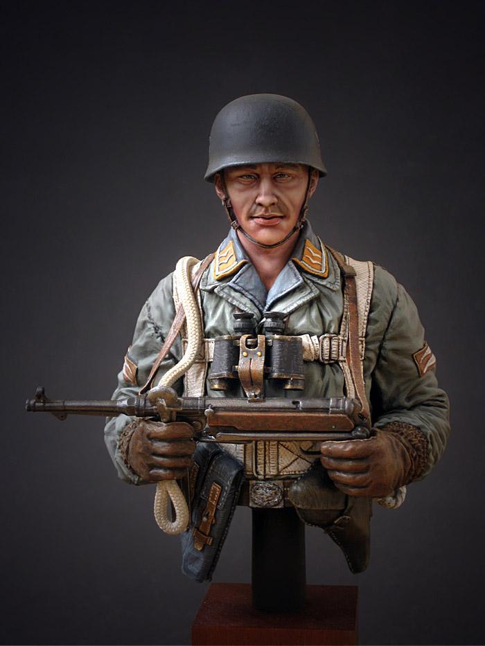 Figures: German Fallschirmjaeger, photo #1