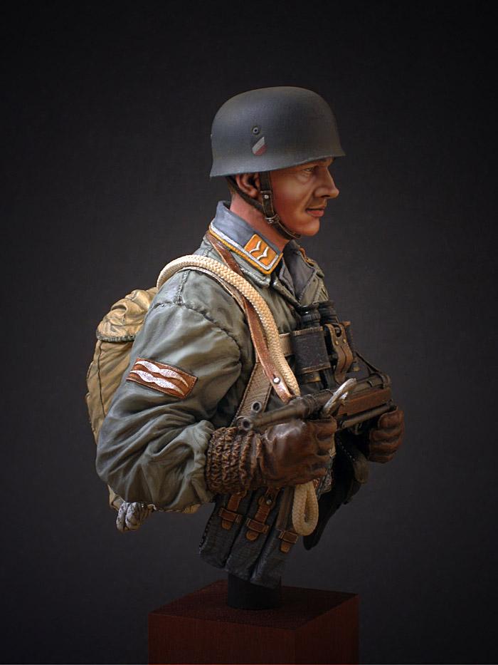Figures: German Fallschirmjaeger, photo #5