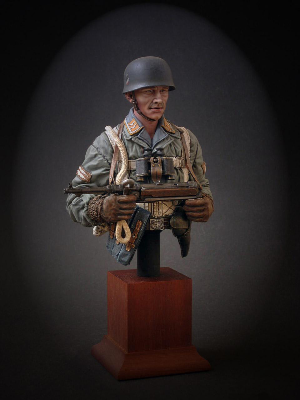 Figures: German Fallschirmjaeger, photo #8