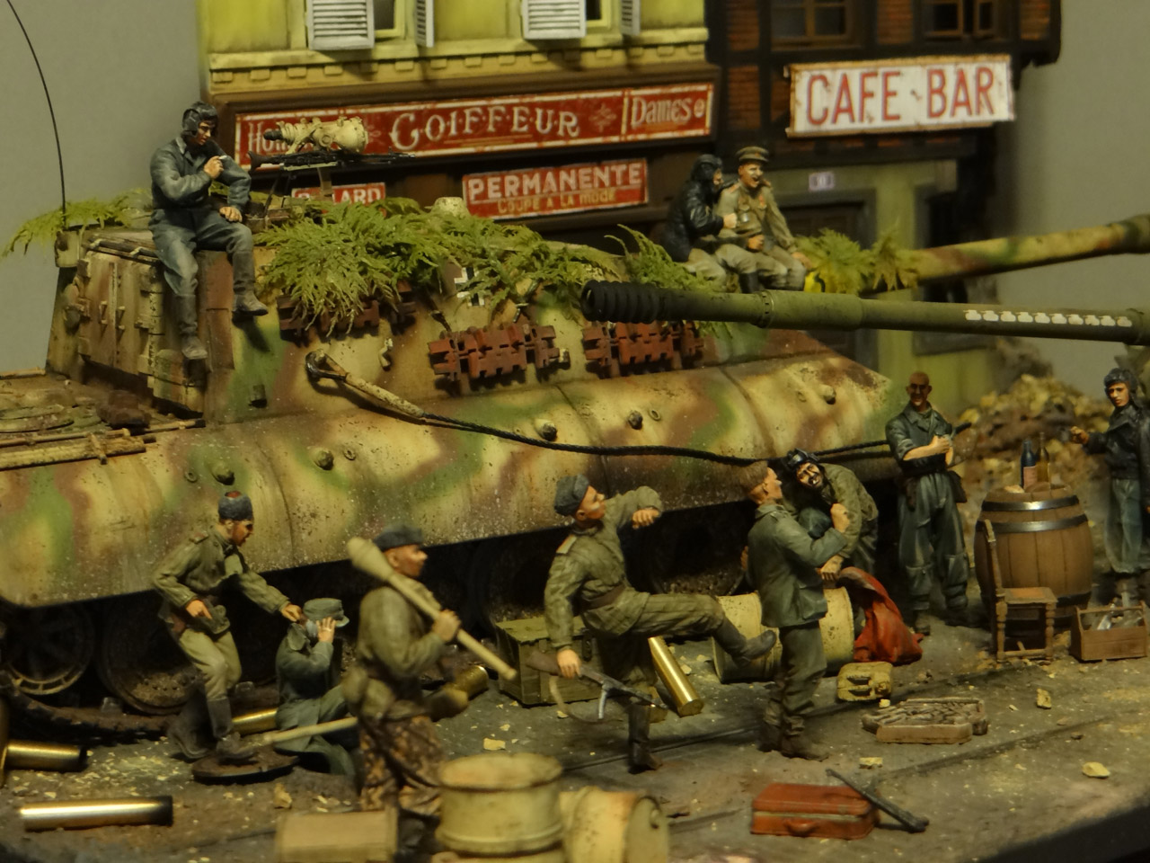 Dioramas and Vignettes: 1946, photo #10