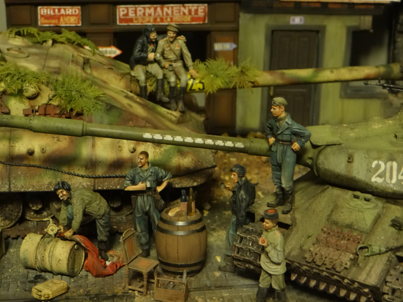 Dioramas and Vignettes: 1946, photo #11
