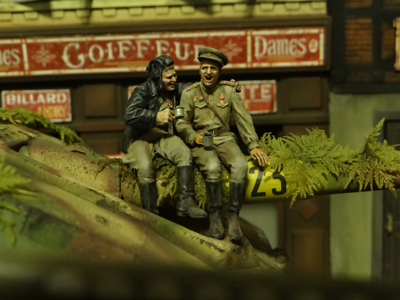 Dioramas and Vignettes: 1946, photo #12