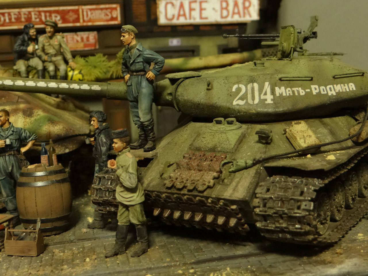 Dioramas and Vignettes: 1946, photo #13