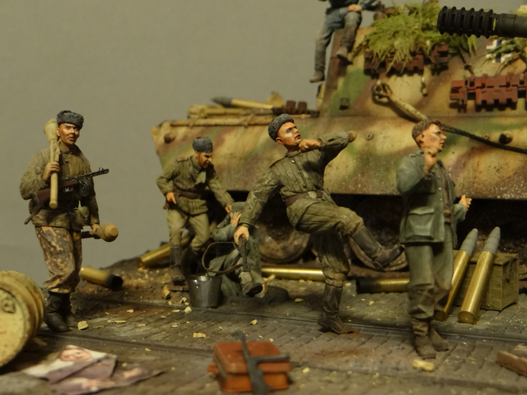 Dioramas and Vignettes: 1946, photo #14