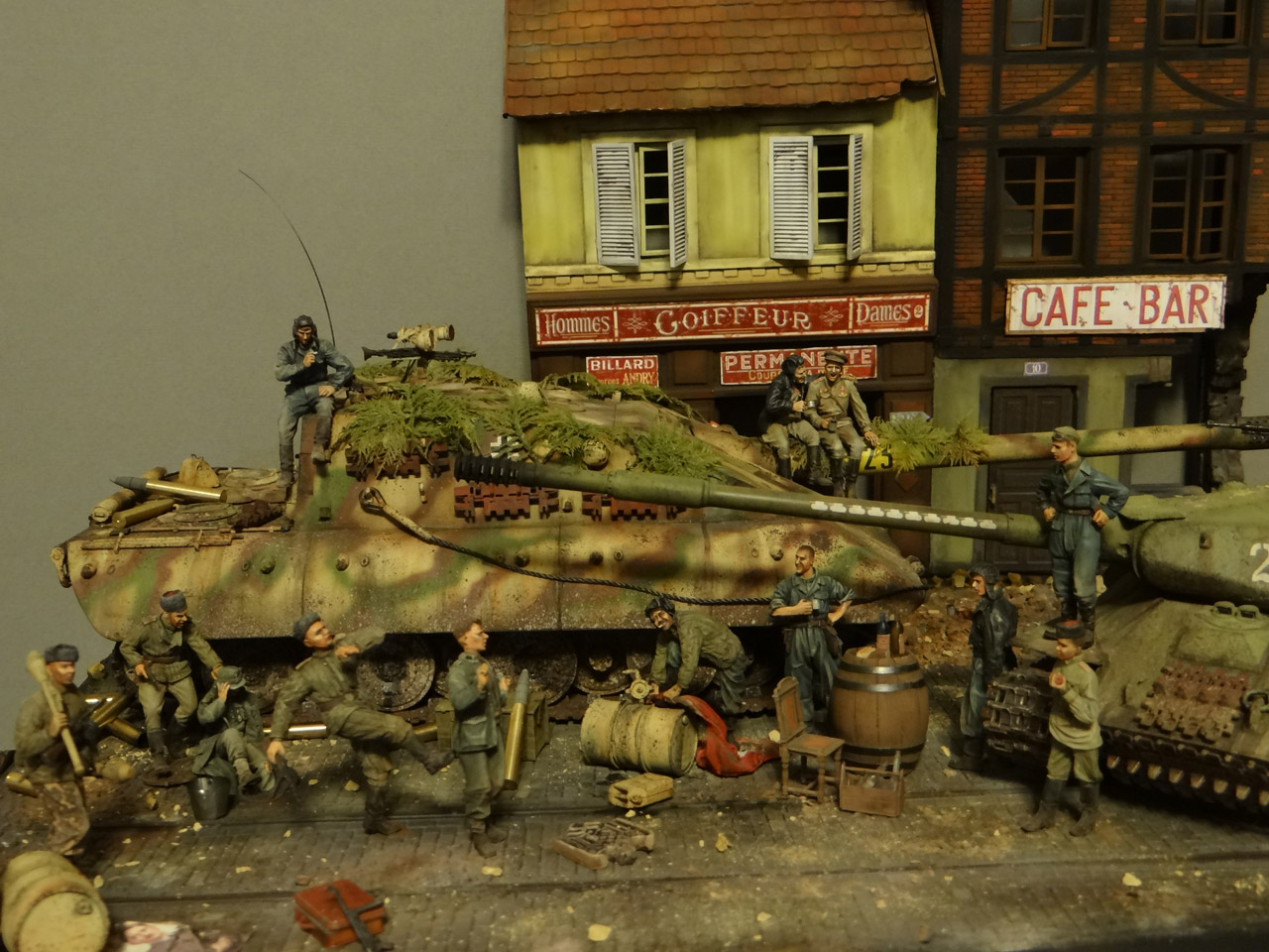 Dioramas and Vignettes: 1946, photo #2