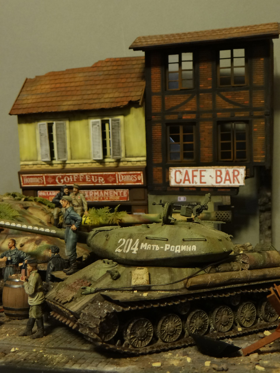 Dioramas and Vignettes: 1946, photo #3