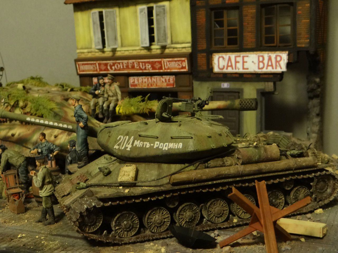 Dioramas and Vignettes: 1946, photo #4