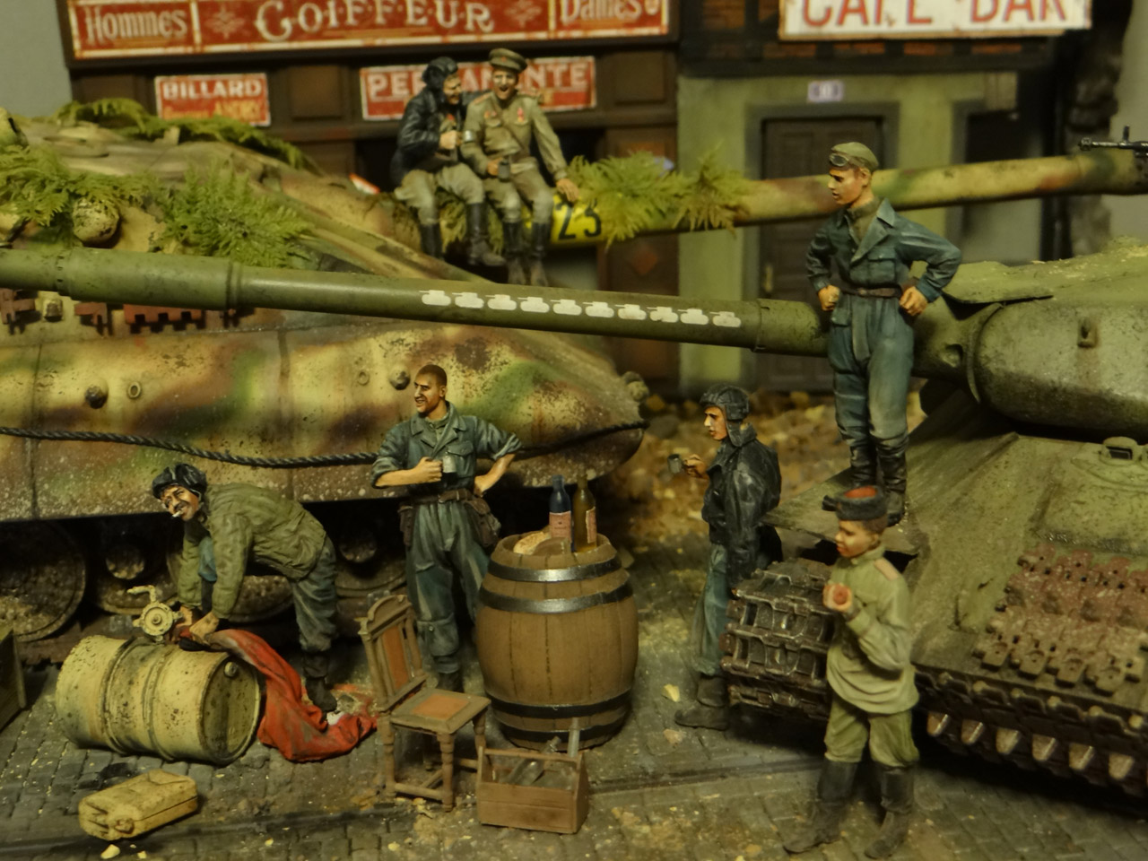 Dioramas and Vignettes: 1946, photo #6