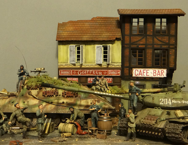 Dioramas and Vignettes: 1946