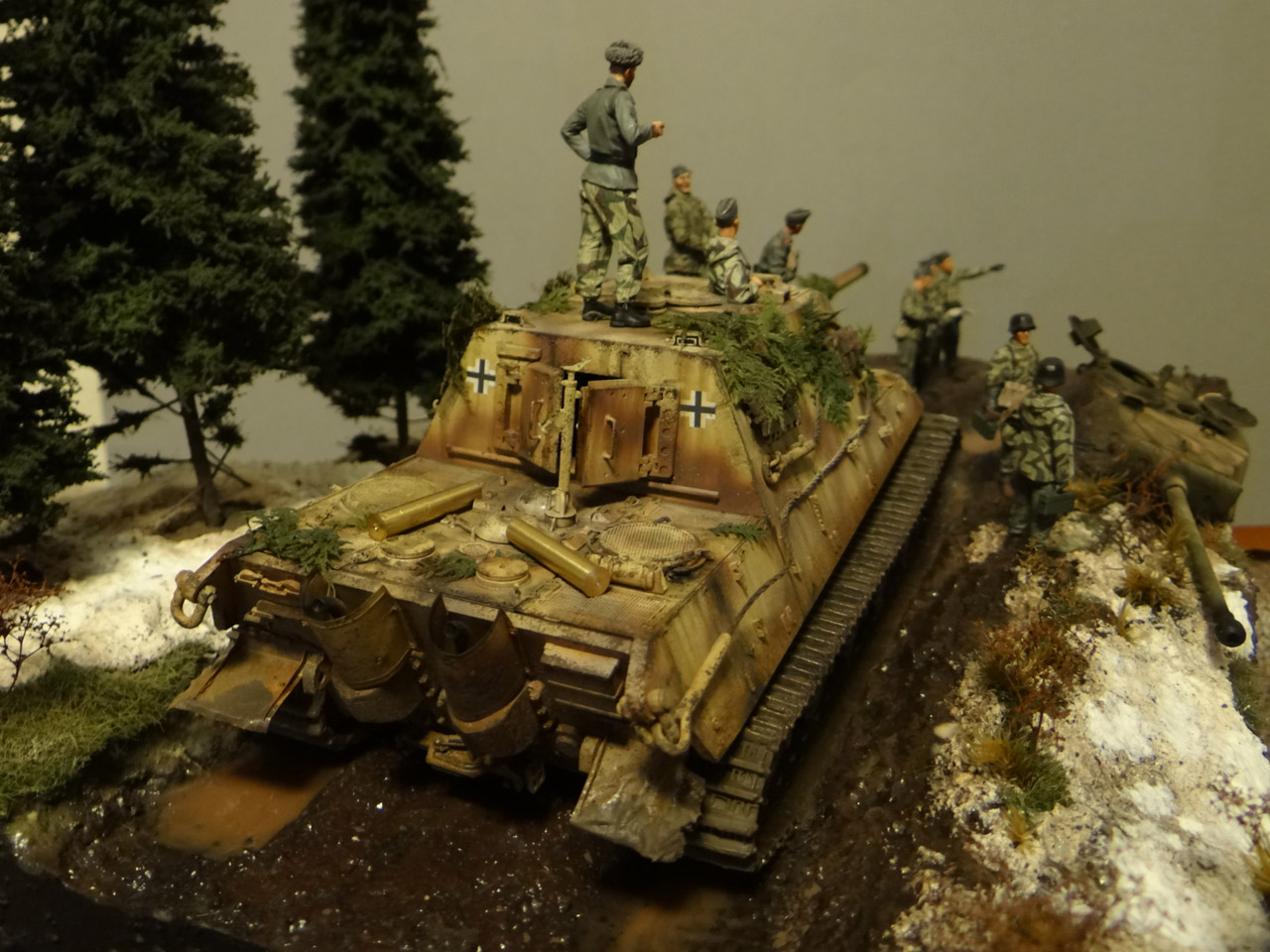 Dioramas and Vignettes: The Western Front, photo #2