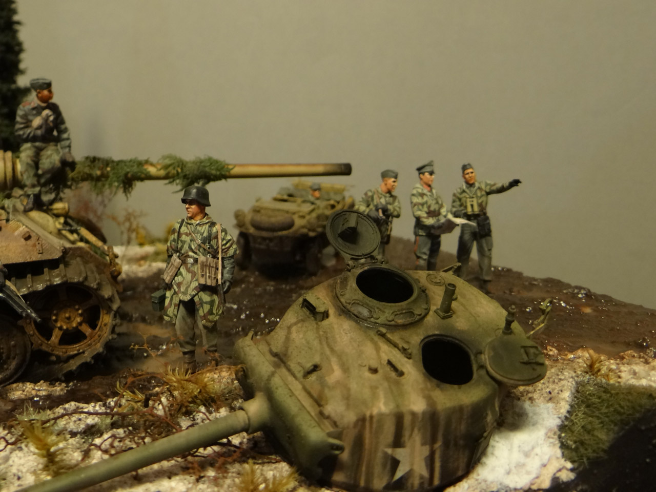 Dioramas and Vignettes: The Western Front, photo #4