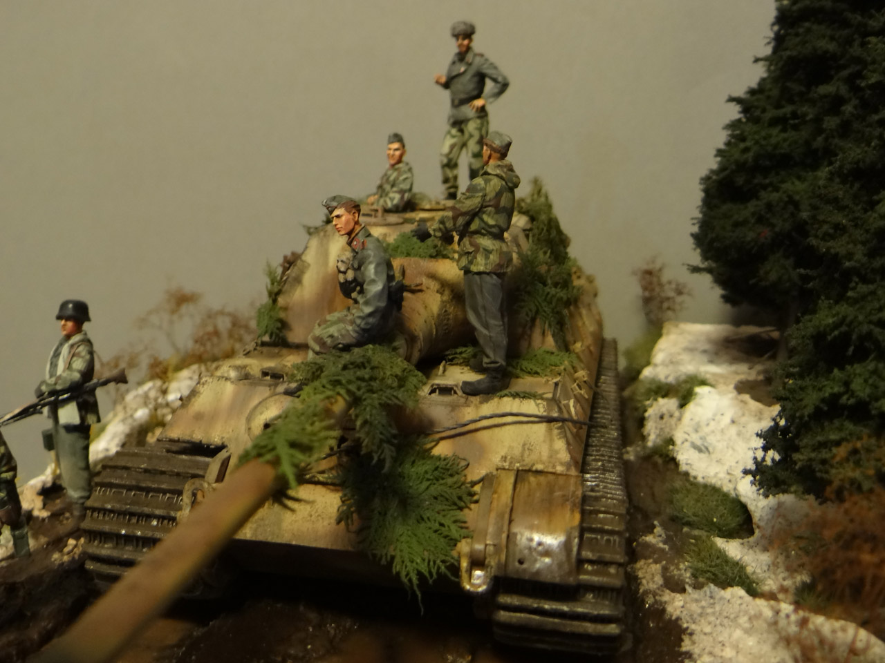 Dioramas and Vignettes: The Western Front, photo #7