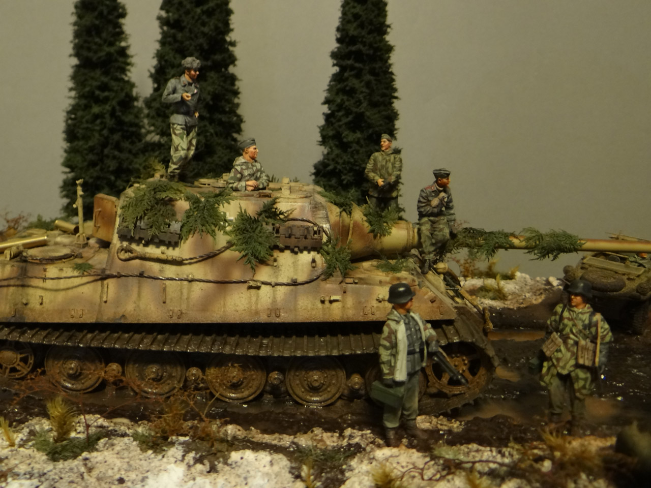 Dioramas and Vignettes: The Western Front, photo #9