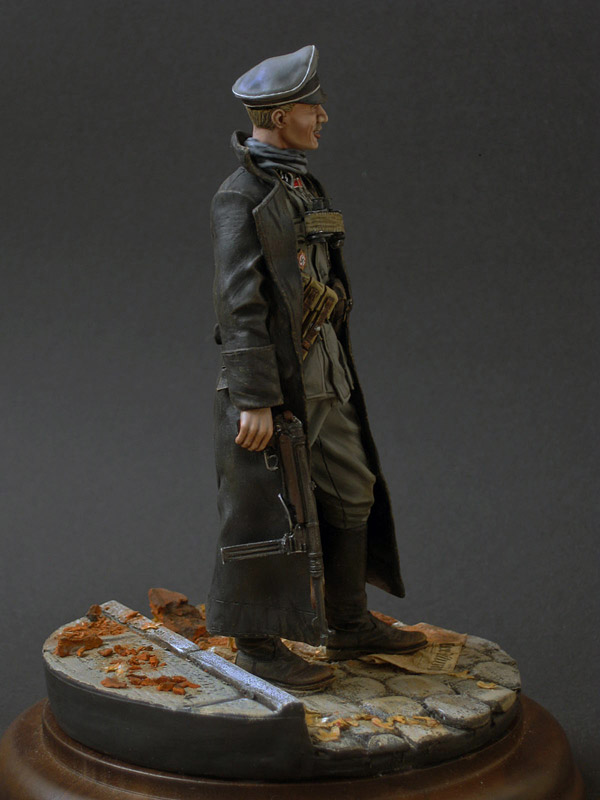 Figures: SS officer, photo #3