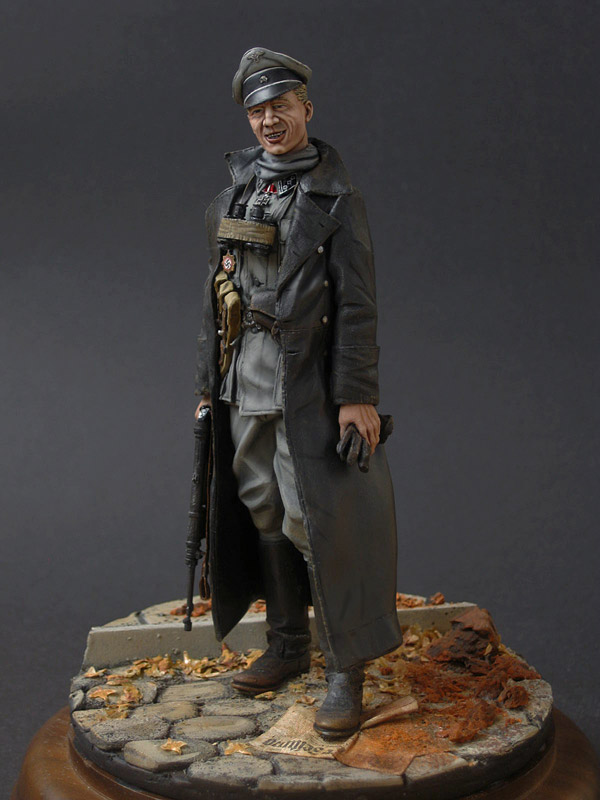 Figures: SS officer, photo #4