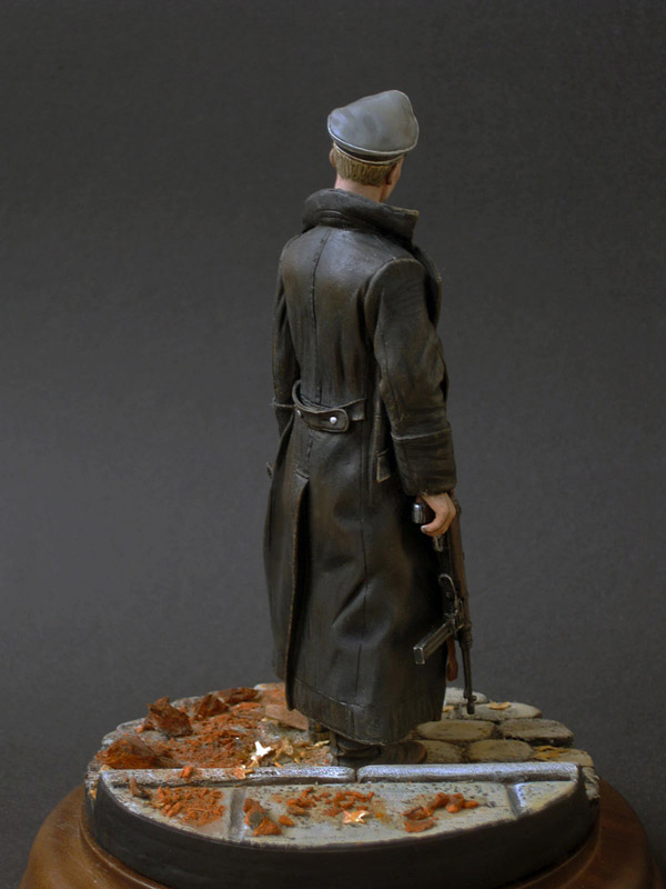 Figures: SS officer, photo #6