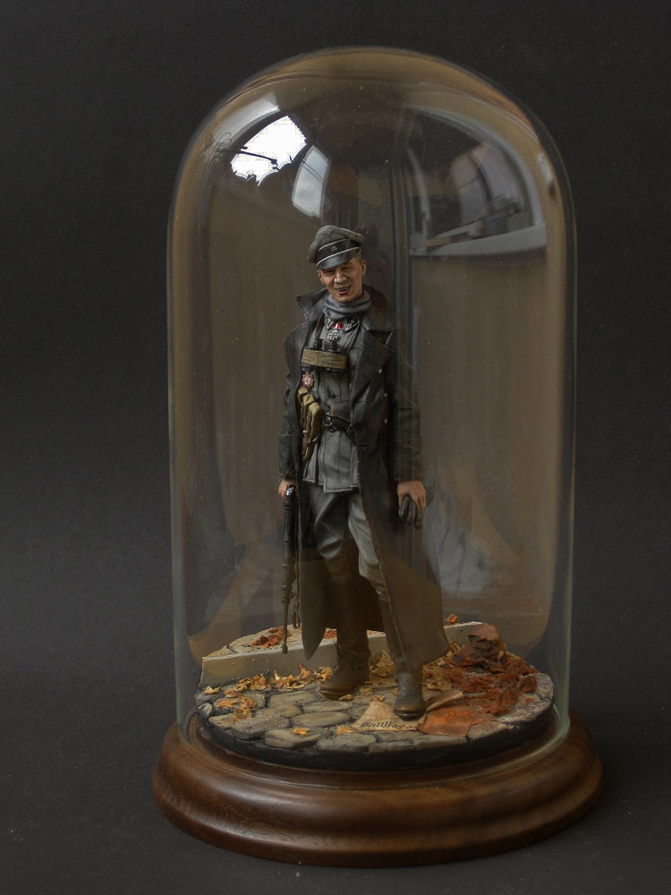 Figures: SS officer, photo #7