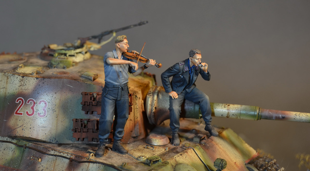 Dioramas and Vignettes: Farewell Symphony, photo #12