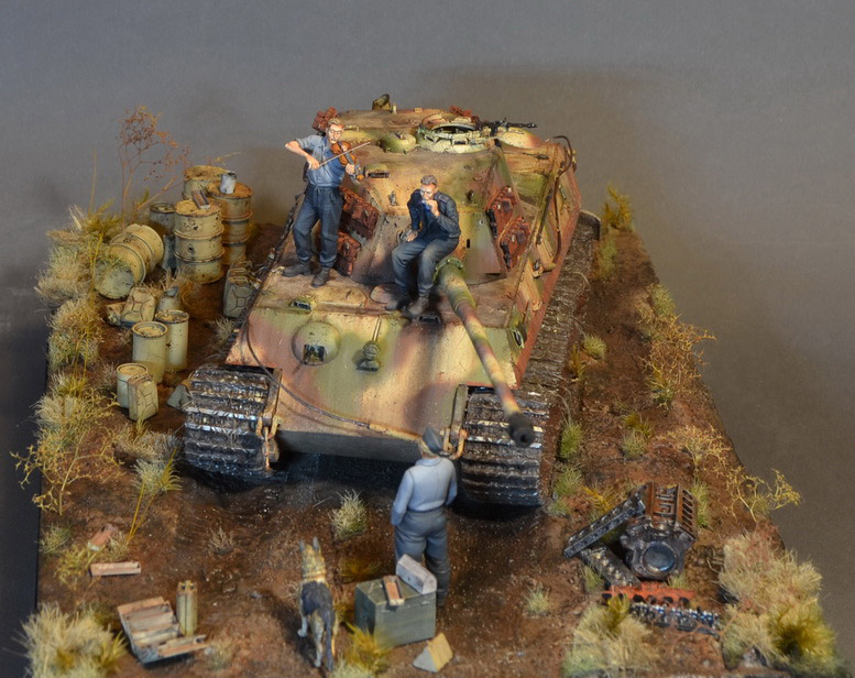 Dioramas and Vignettes: Farewell Symphony, photo #16