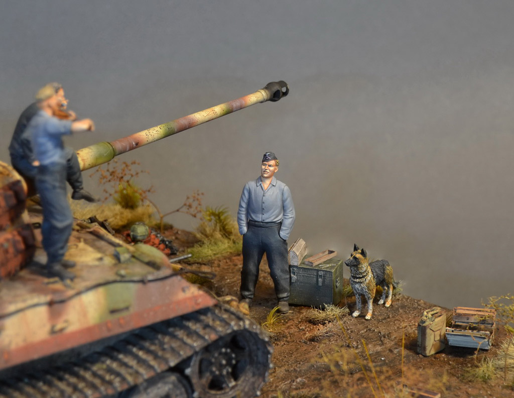 Dioramas and Vignettes: Farewell Symphony, photo #17