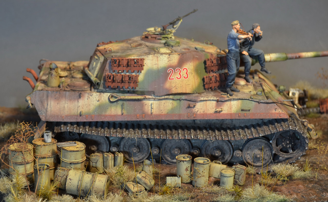Dioramas and Vignettes: Farewell Symphony, photo #7