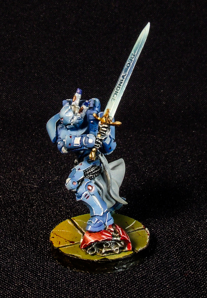 Miscellaneous: Father-Knight of PanOceania, photo #1